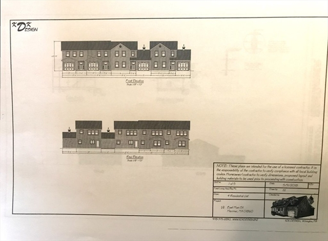 118 E Main St, Merrimac, MA, 01860, Lake Attitash  Home For Sale