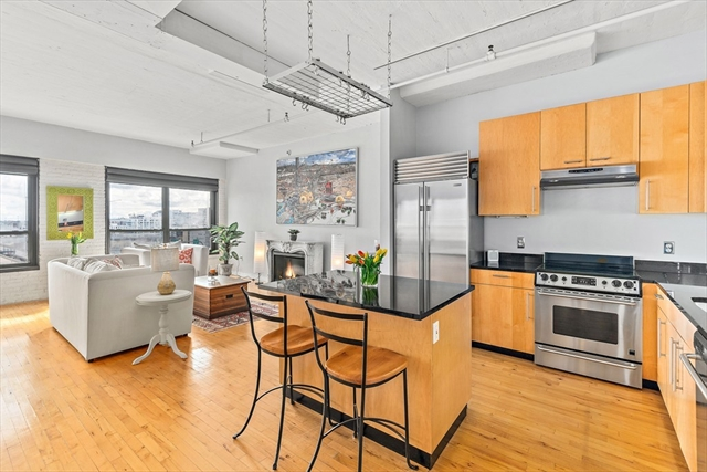 210 Lincoln Street, Boston, MA, 02111, Leather District Home For Sale