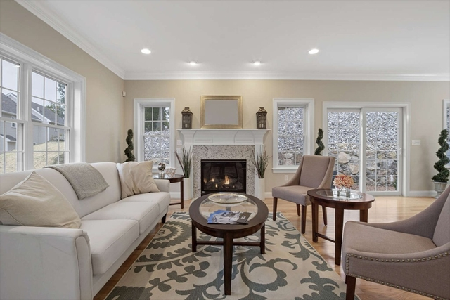 15 Ramsdell Way, Lynnfield, MA, 01940,  Home For Sale