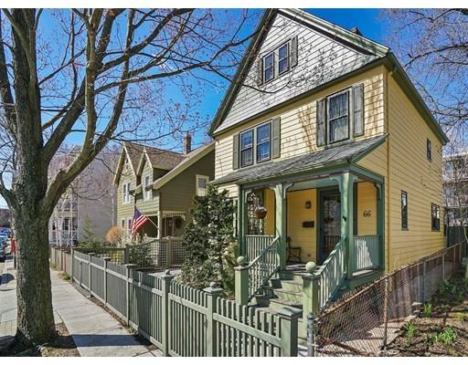 66 Tuttle Street Boston MA 02125