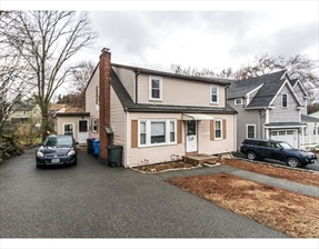83 Rockridge Road, Waltham, MA 02453