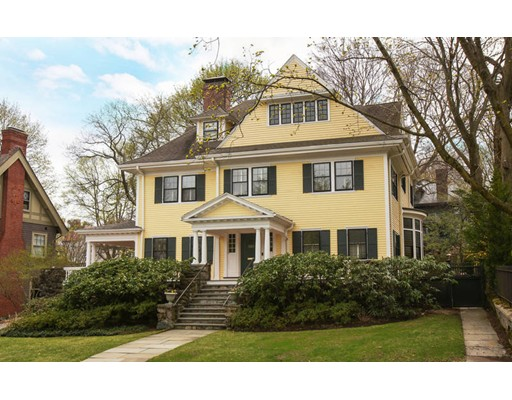 130 Dean Road Brookline MA 02245