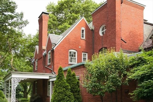 156 Ivy Street Brookline MA 02446