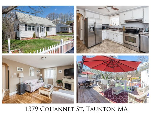 1379 Cohannet Street Taunton MA 02780