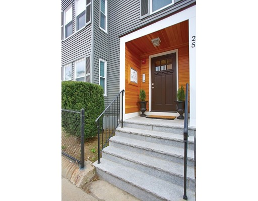 25 Chestnut Avenue Boston MA 02130
