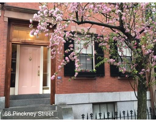 66 Pinckney Street Boston MA 02114