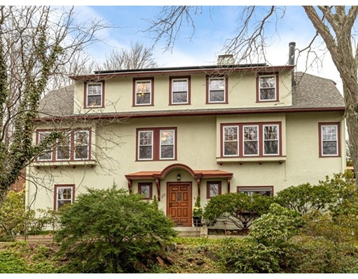 25 Windsor Road Brookline MA 02445