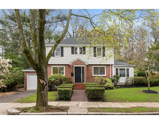 136 Bellingham Road Brookline MA 02467
