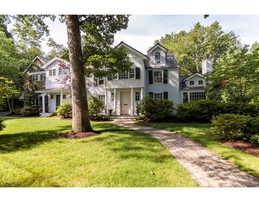 3 Ordway Rd, Wellesley, MA 02481