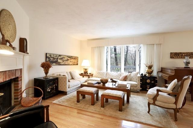 72 Birchwood Lane, Lincoln, MA, 01773,  Home For Sale
