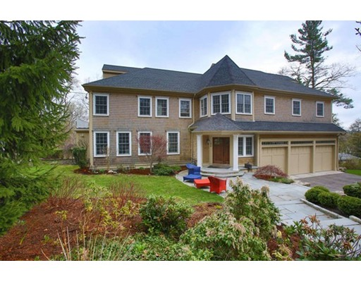 Photo of 17 Baldpate Hill Rd Newton MA 02459