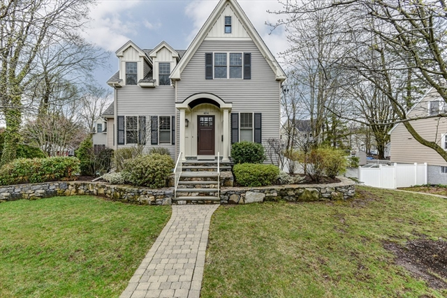 404 WEBSTER STREET, Needham, MA, 02494, Needham Heights  Home For Sale