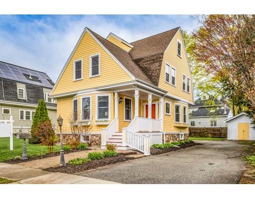 15 Garfield Avenue Winchester MA 01890