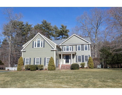 40 Independence Avenue Hanson MA 02341