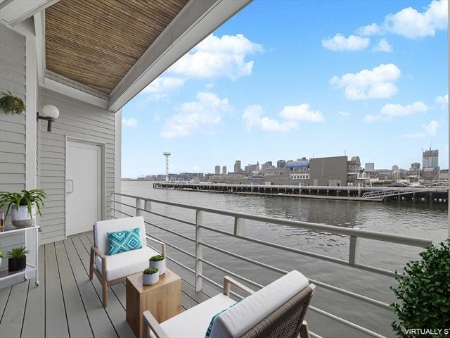 29 Constellation Wharf, Boston, MA, 02129, Charlestown's Navy Yard Home For Sale