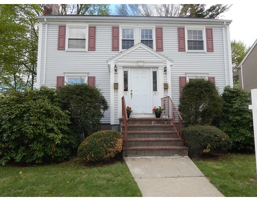 73-75 CHANNING ROAD, Belmont, MA 02478