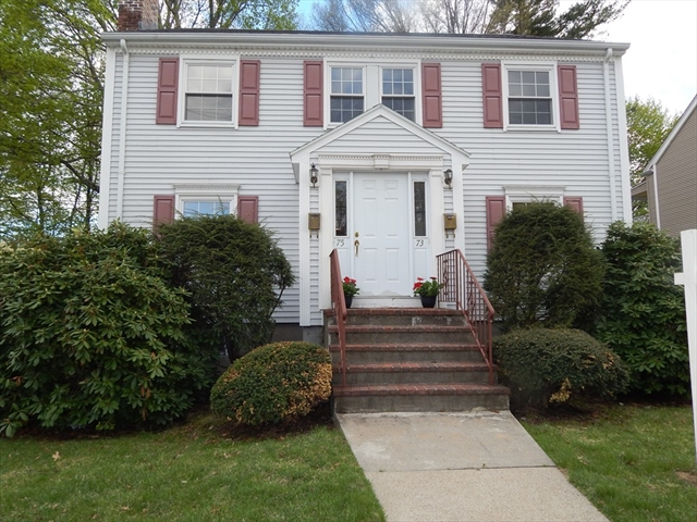 73-75 CHANNING ROAD, Belmont, MA, 02478,  Home For Sale
