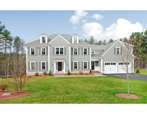 3 Willow Lane Bedford MA 01730