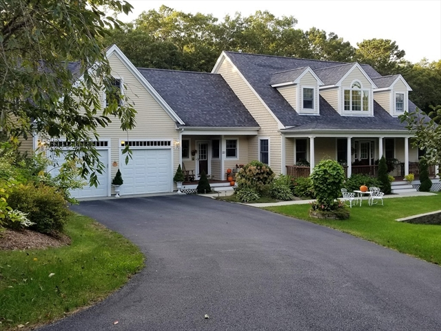 121 Spectacle Pond Drive Falmouth MA 02536