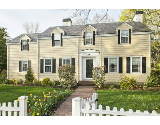 54 Sturtevant Road, Quincy, MA 02169