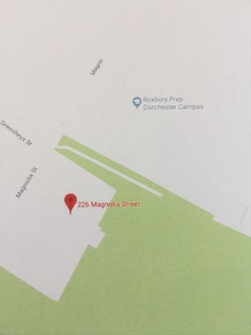 226 Magnolia, Boston, MA, 02121 Real Estate For Sale