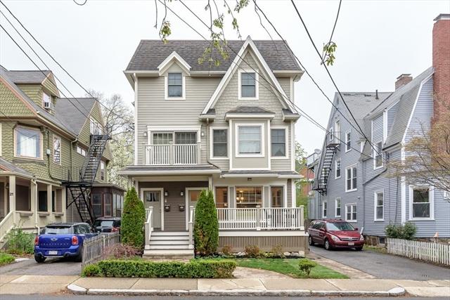 19 Harris Street Brookline MA 02446