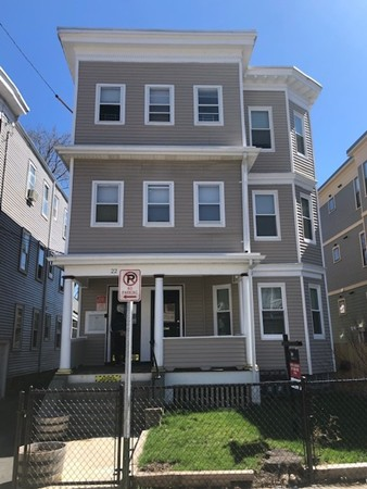 22 Crowell Street, Boston, MA, 02124 Real Estate For Sale