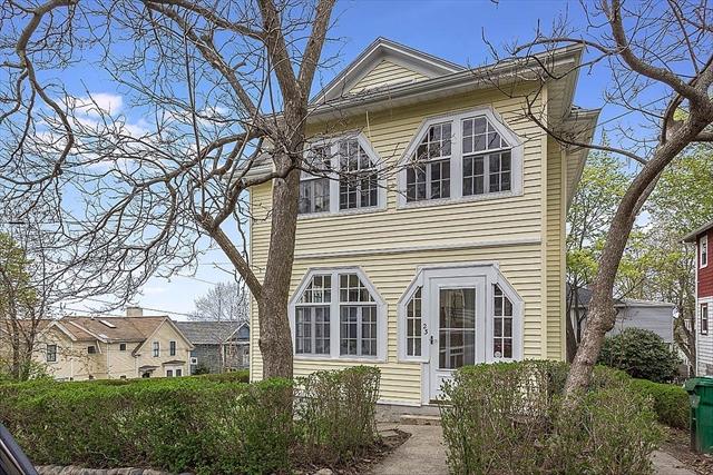 23 Edison Avenue, Medford, MA, 02155, Tufts University  Home For Sale
