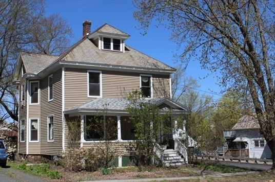 124 Franklin Street, Greenfield, MA<br>$150,000.00<br>0.09 Acres, 4 Bedrooms