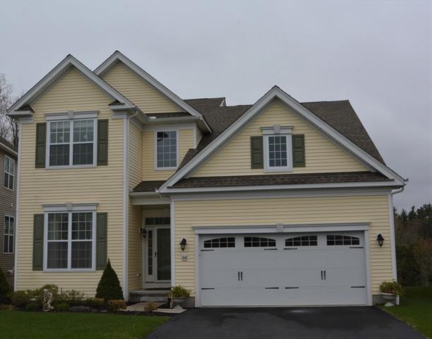64 SHERWOOD DRIVE, Methuen, MA, 01844,  Home For Sale