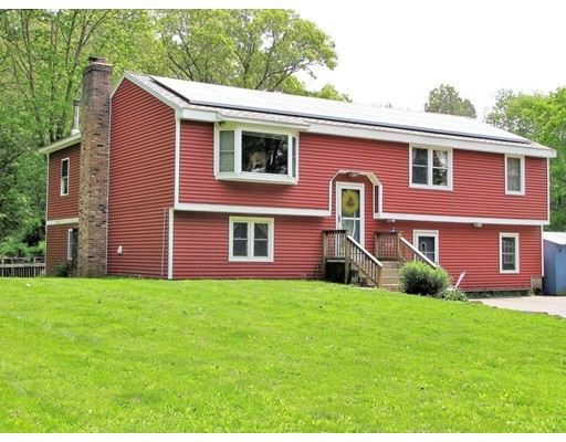 48 Saint George Rd, Brimfield, MA 01010