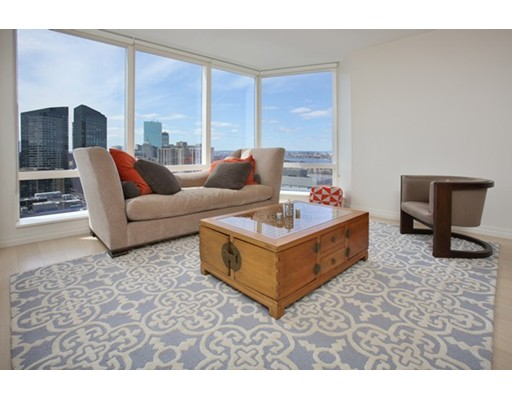 1 Franklin St. FURNISHED #2412 Floor 24