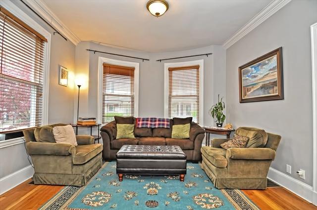 7 Bellflower Street Boston MA 02125