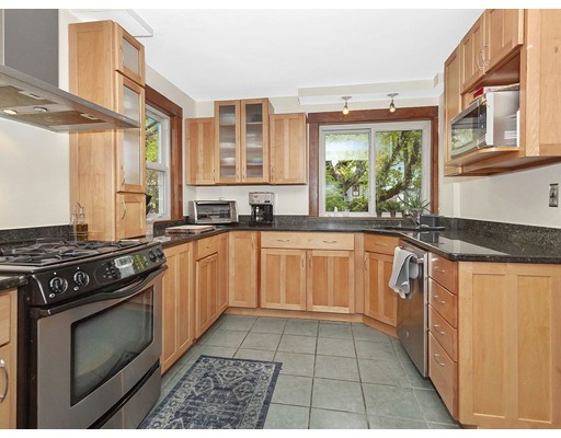 54 Brooks Avenue Newton MA 02460