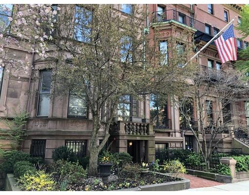 148 Commonwealth Avenue Boston MA 02116