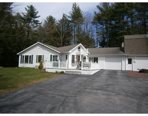 165 Swan Point Rd, Rindge, NH 03461