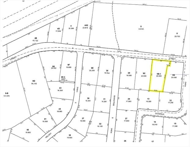 Lot 1 West Street Attleboro MA 02703