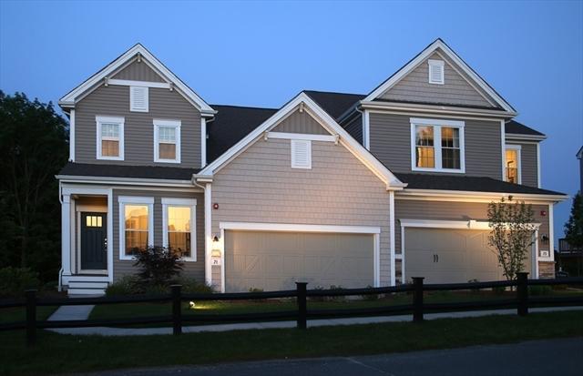 5 Locust Lane, Hopkinton, MA, 01748, Hayden Row  Home For Sale