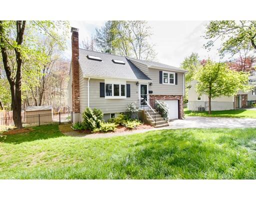 116 Manor Avenue Wellesley MA 02482