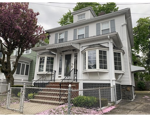 17 Beaufield Street Boston MA 02124
