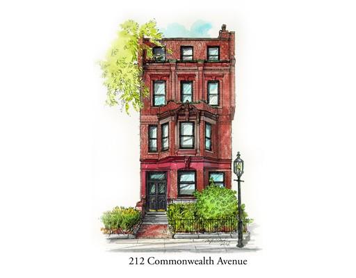 212 Commonwealth Boston MA 02116
