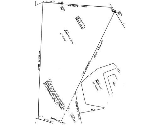 LOT 33 BEFORE 234 WORCESTER Lane Waltham MA 02451