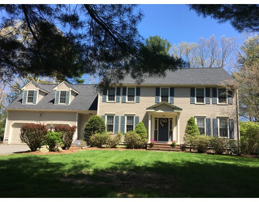 24 Sweet Meadow Drive Easton MA 02375