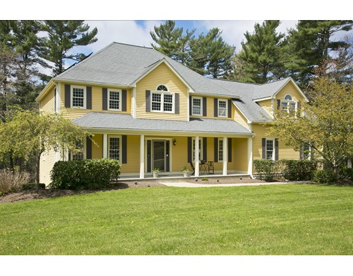 Dutch Colonial Homes For Sale In Indian Pond Ma Verani Realty
