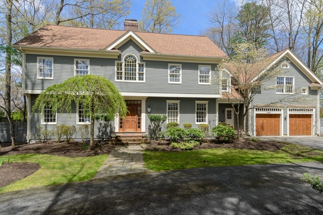 260 Wellesley Avenue, Wellesley MA Real Estate Listing | 72496205