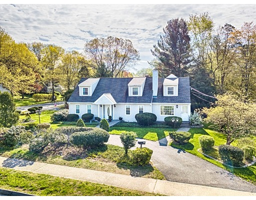 245 Blueberry Hill Road, Longmeadow, MA 01106