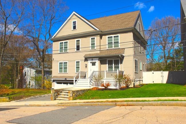 145 Newfield Street Boston MA 02132