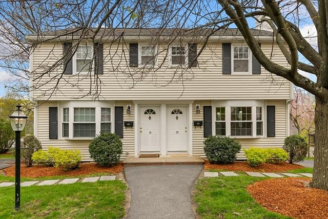 20 Rockaway Ln, Arlington, MA, 02474 Real Estate For Sale
