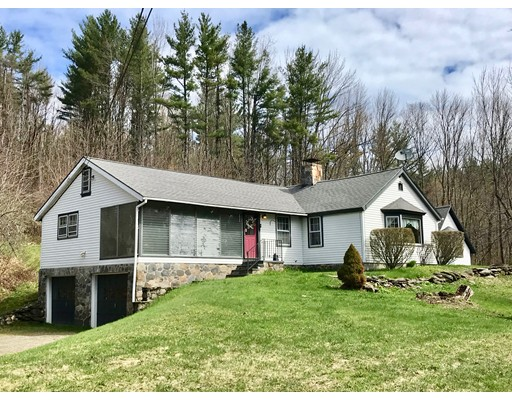 54 Ford Hill Road Rowe MA 01367