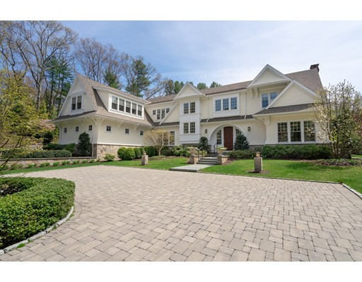 6 Walnut Rd., Weston, MA 02493